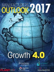 Manufacturers Outlook 2017: Growth 4.0
