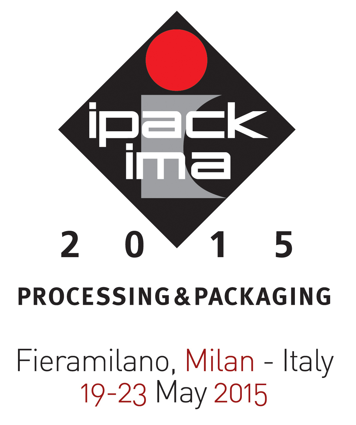 IPACK-IMA is among the most attractive international exhibitions for suppliers of technology and materials for Processing & Packaging.
