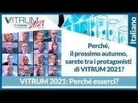 Perché, il prossimo autunno, sarete tra i protagonisti di VITRUM 2021?