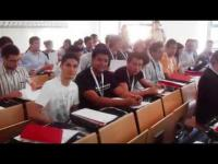 Some video from our Mexican students who took part in our 2014 program in Italy